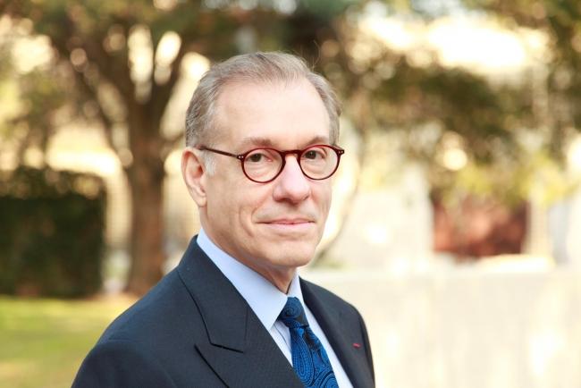 MFAH Director Gary Tinterow  Photo: F. Carter Smith. Courtesy of MFAH