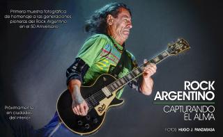 Rock Argentino Capturando el Alma