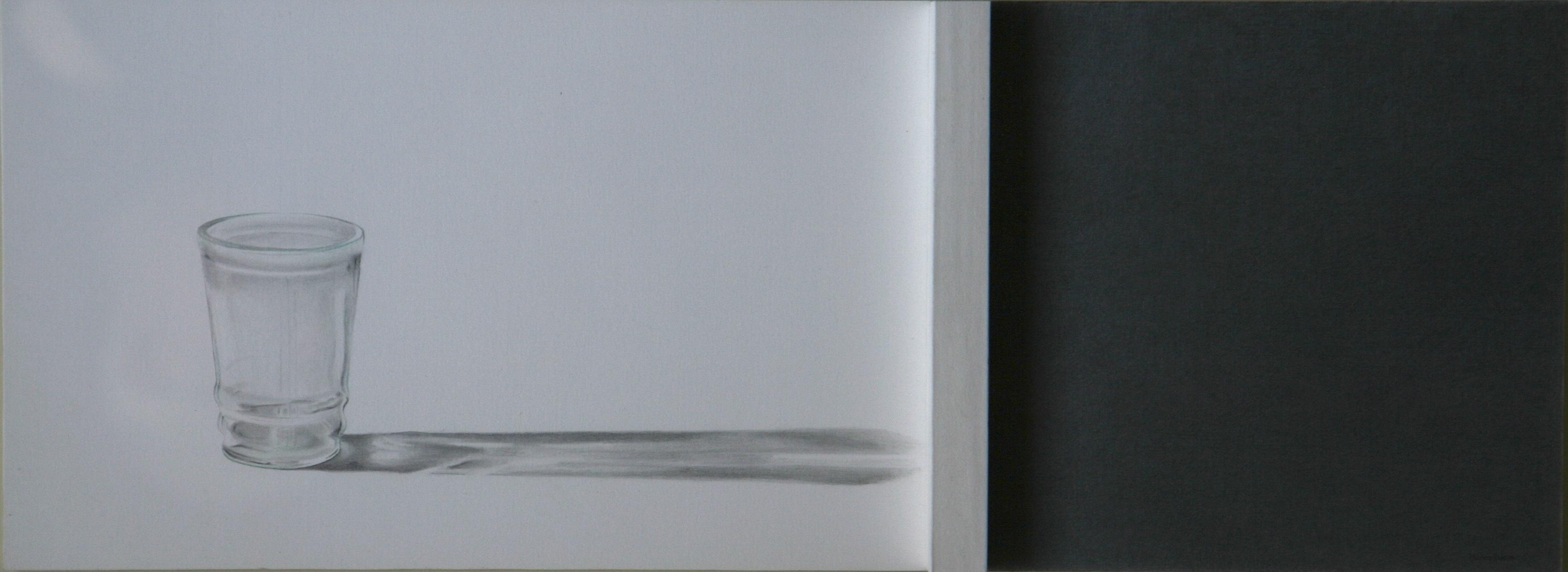 Composición con vaso (2011) - Angel Luis Muñoz Durán
