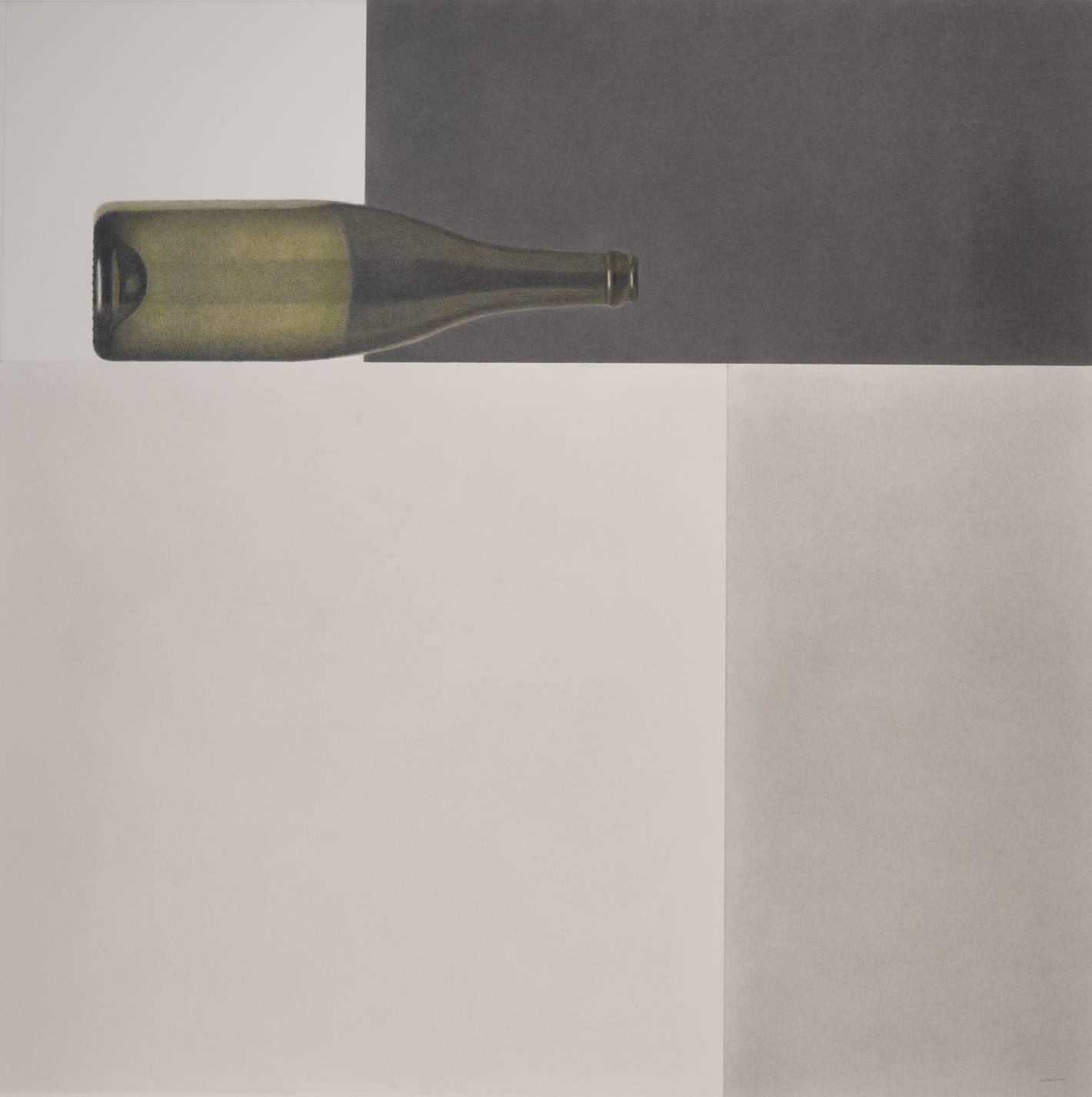 Botella de cava (2021) - Angel Luis Muñoz Durán