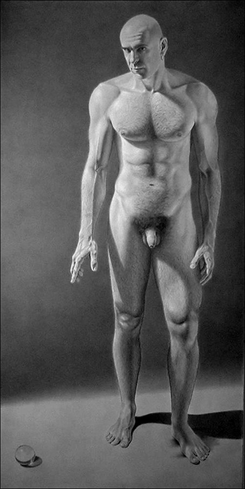 Hombre (1998) - Angel Luis Muñoz Durán