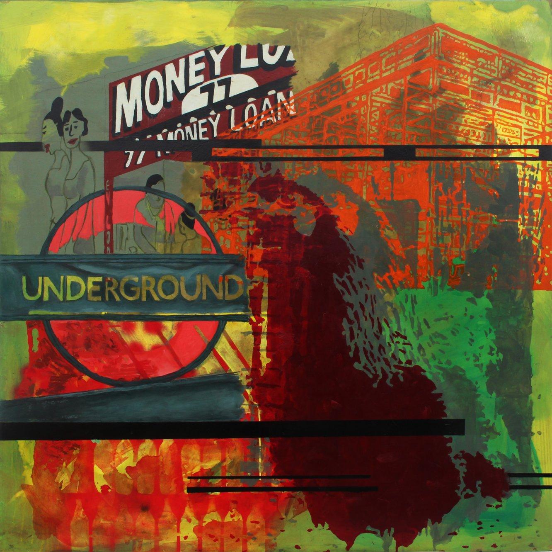 Underground (2016) - Erick Ruiz Lugo