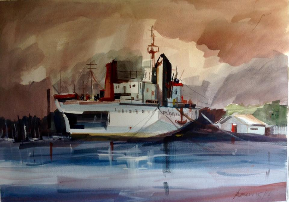 VALDIVIA (2019) - Raul Barros Cespedes - Zenon