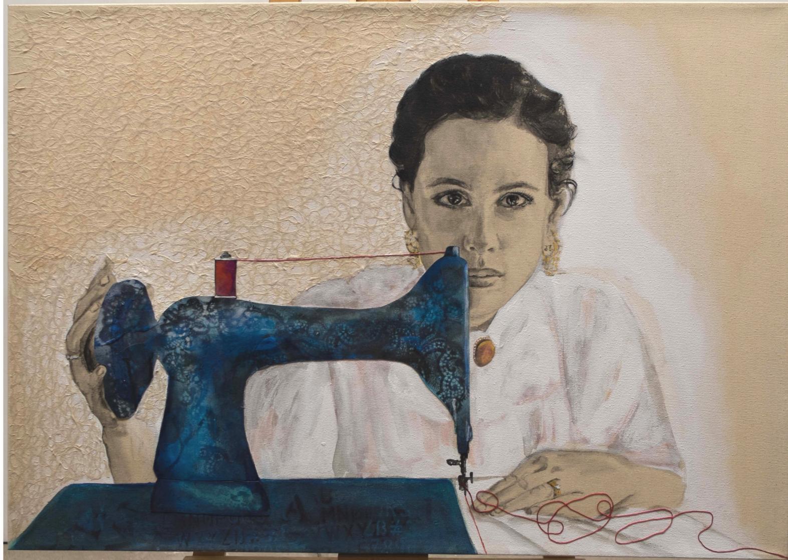 La Costurera (2017) - Alejandra Phelts Ramos - Alejandra Phelts