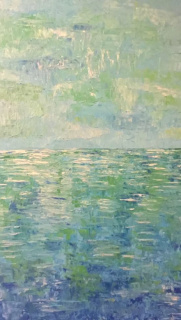 mar y verde