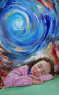 El Sueño. Óleo sobre lienzo. 160 x 100 cm