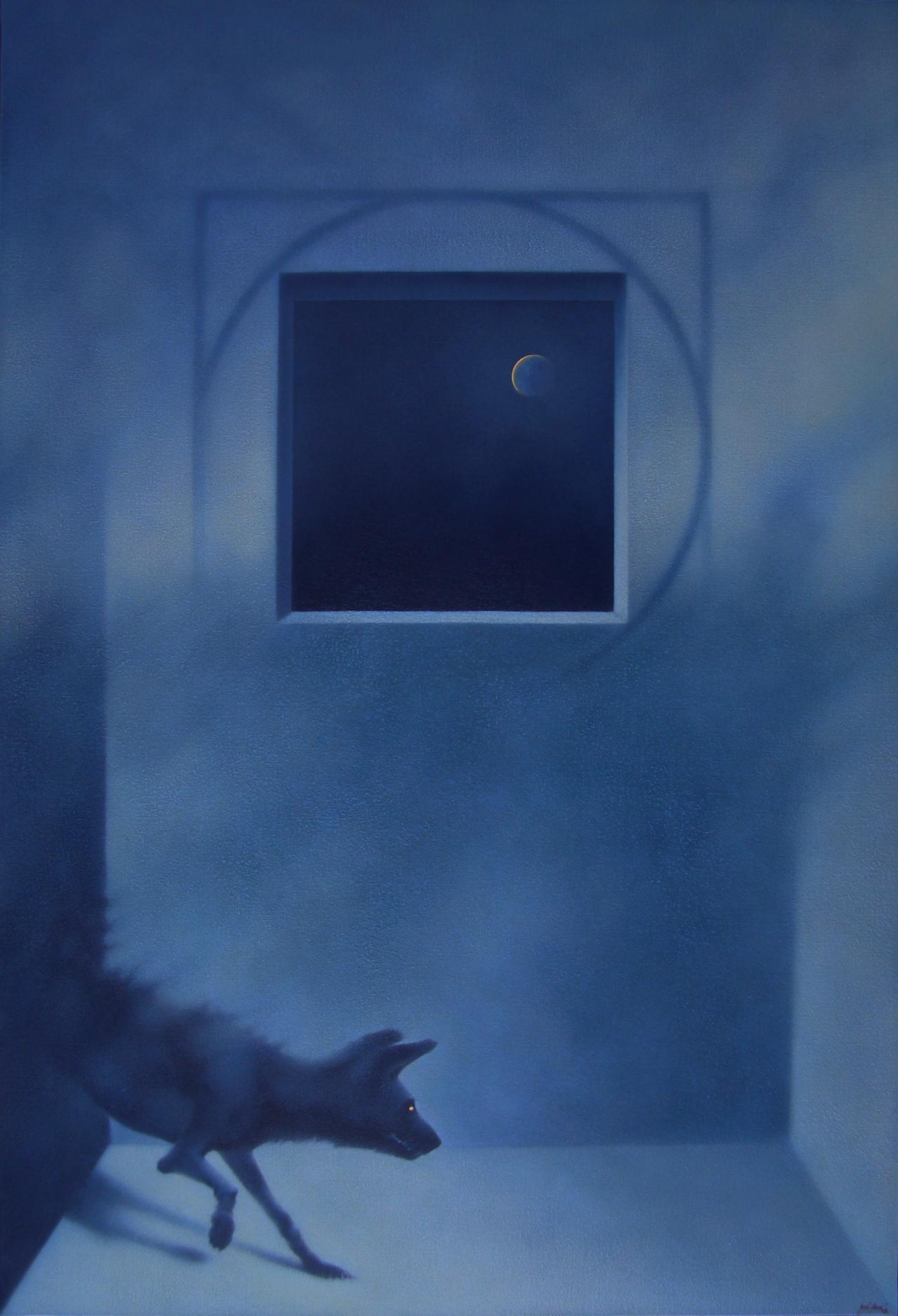 Perro negro de la noche (2003) - José Viera