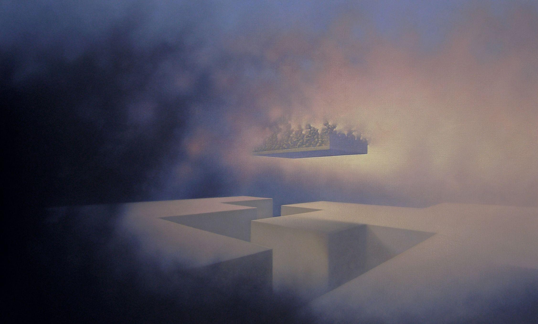 Elevación (laberinto) (2008) - José Viera