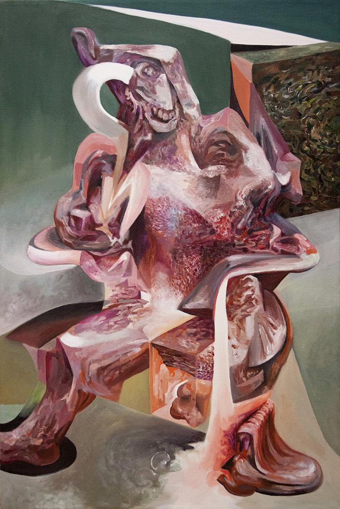 Hombre cerdo (2017) - Adrián Bastarrachea