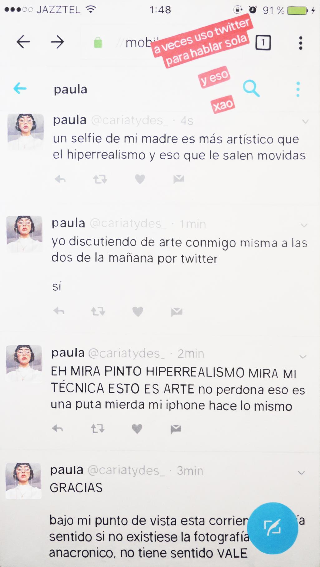 Mi Iphone hace lo mismo (2019) - Marta Ruiz Anguera