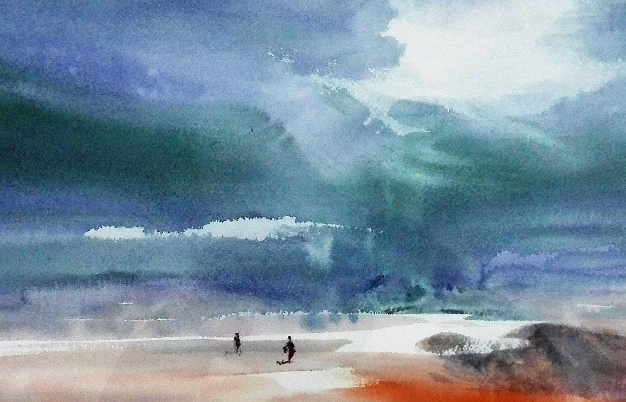 Playa Solitaria (2016) - Pablo Reviriego