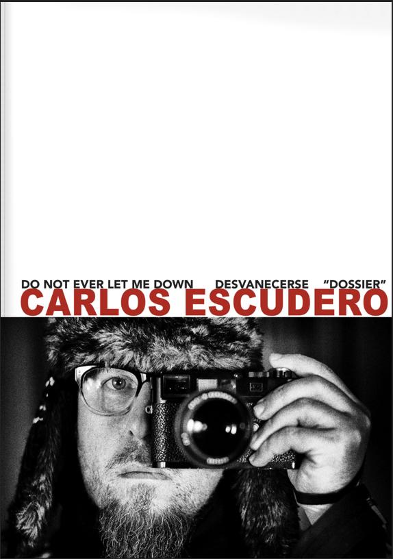 """""""Dossier"""" photobook https://carlosescuderofoto.com/galerias_gallery/dossier (2019) - Carlos Escudero"""