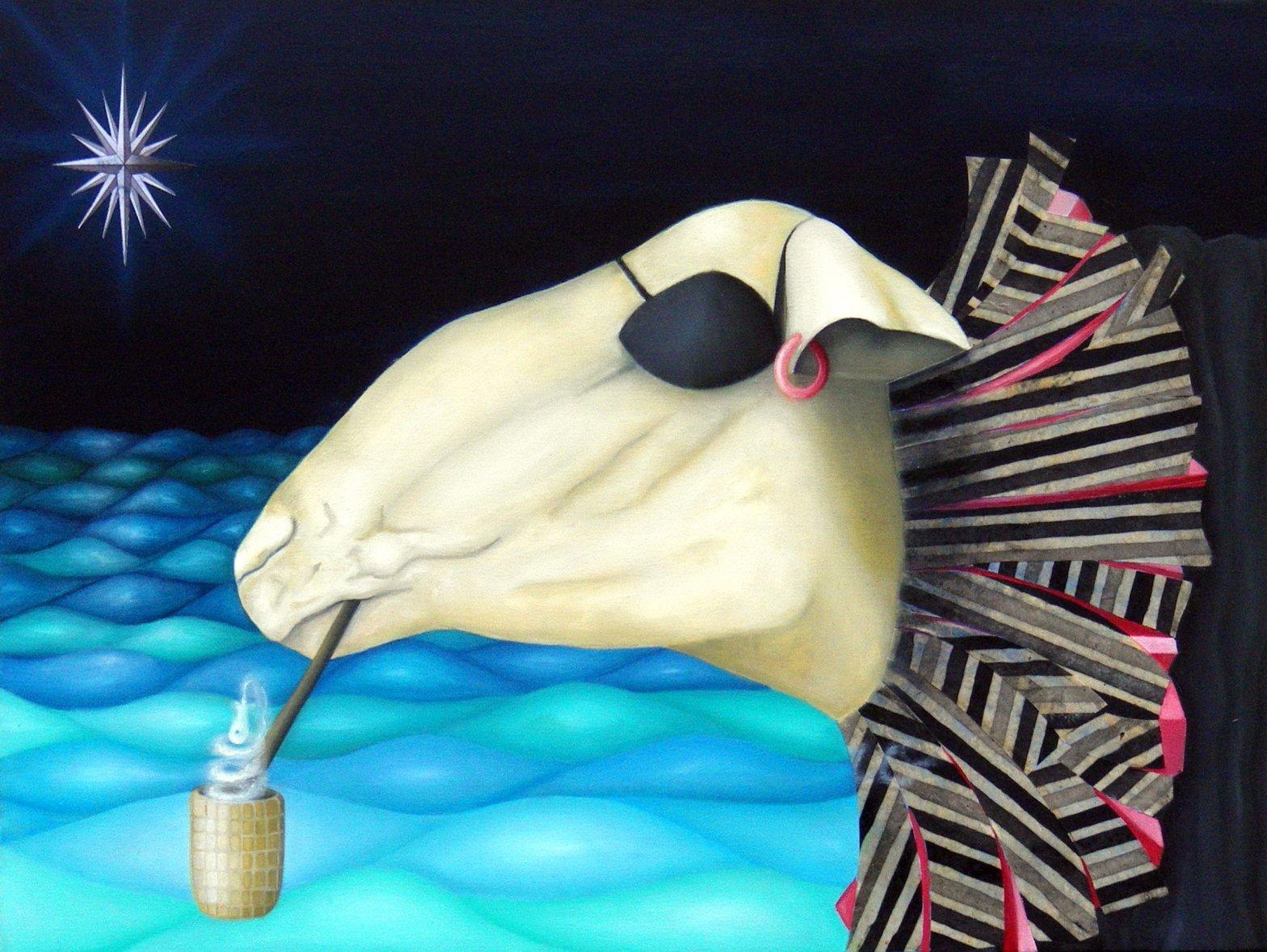Divino tesoro (2015) - Nuria Alcaraz