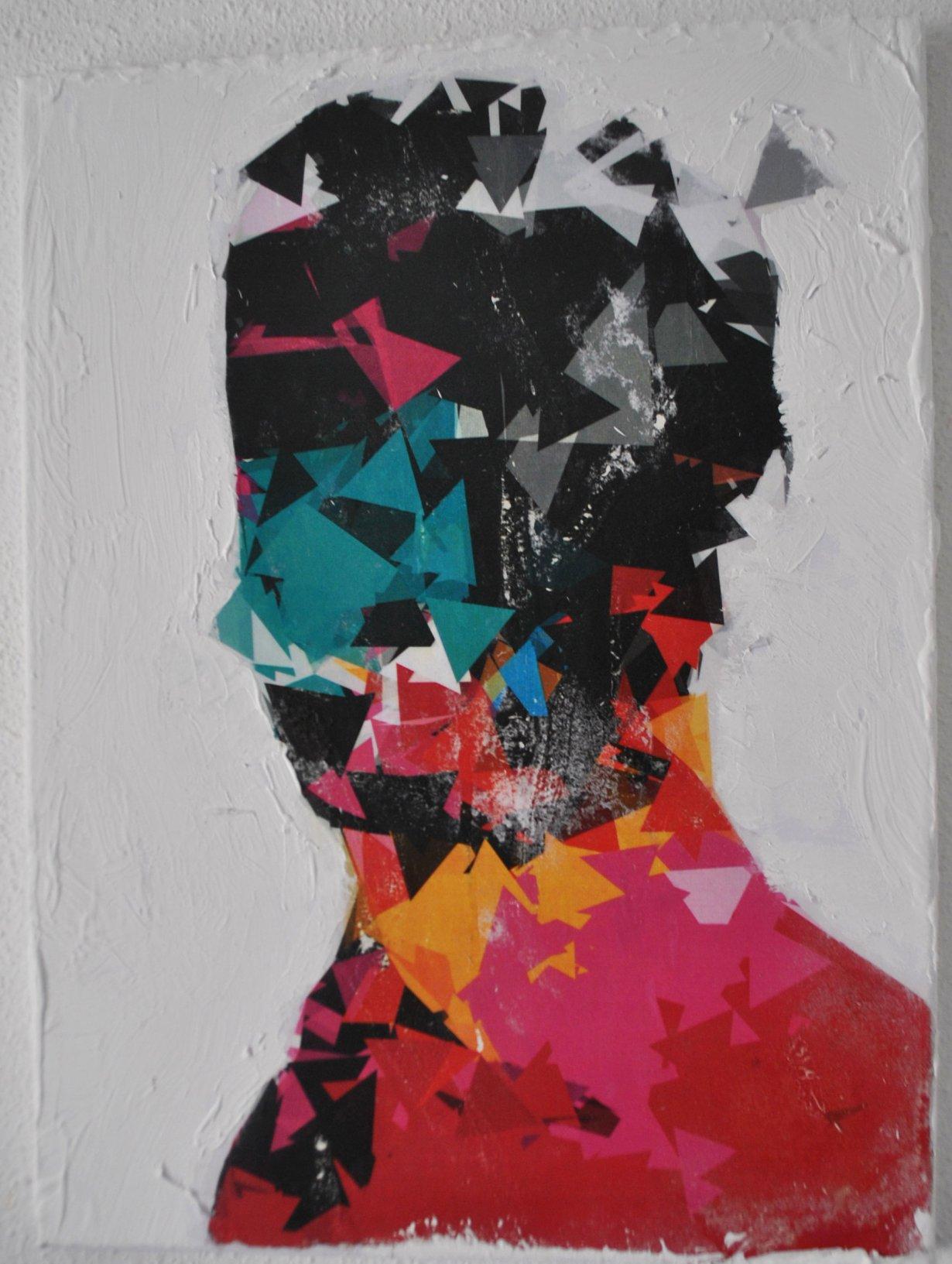 Masked Spirit (2018) - Felo Odriozola - El Felo