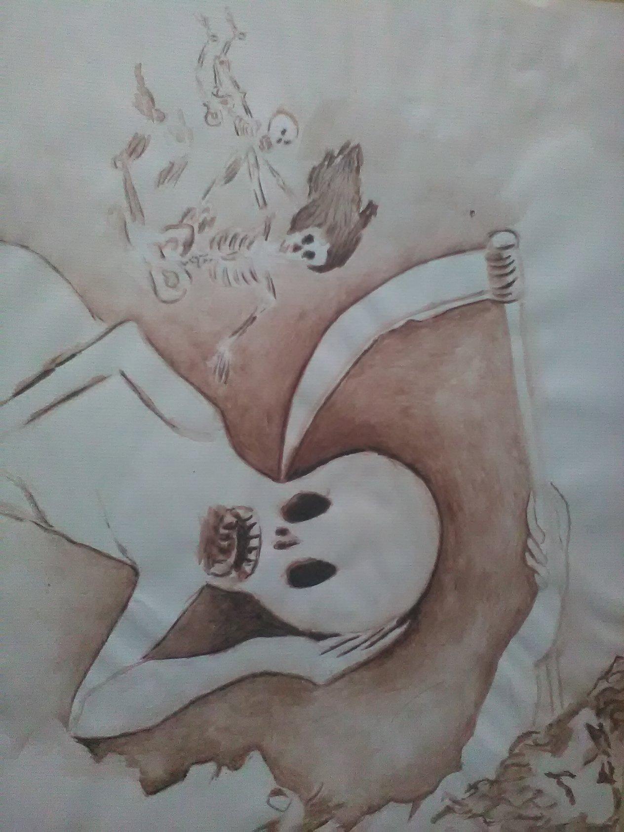 Fantasma atormentado (2019) - Magnolia Moré Abreu