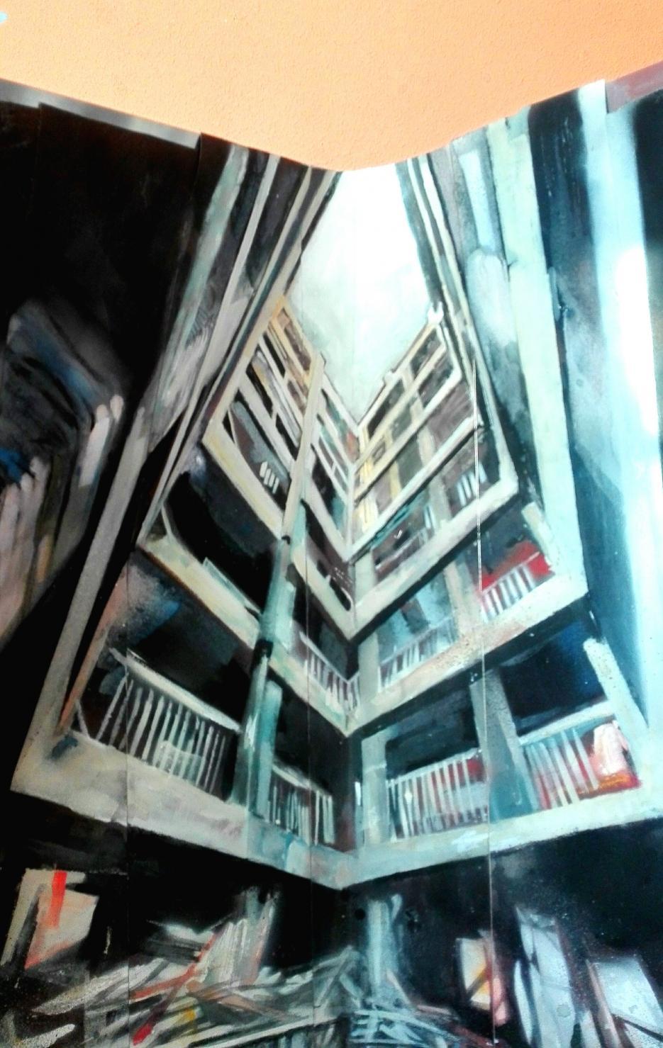 Confesiones de una máscara (2017) - Teresa Esteban Gómez