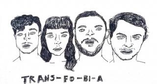 """""""Transfobia"""", 2018, Videoperformance, 30?. Cortesía del PIPA prize"""