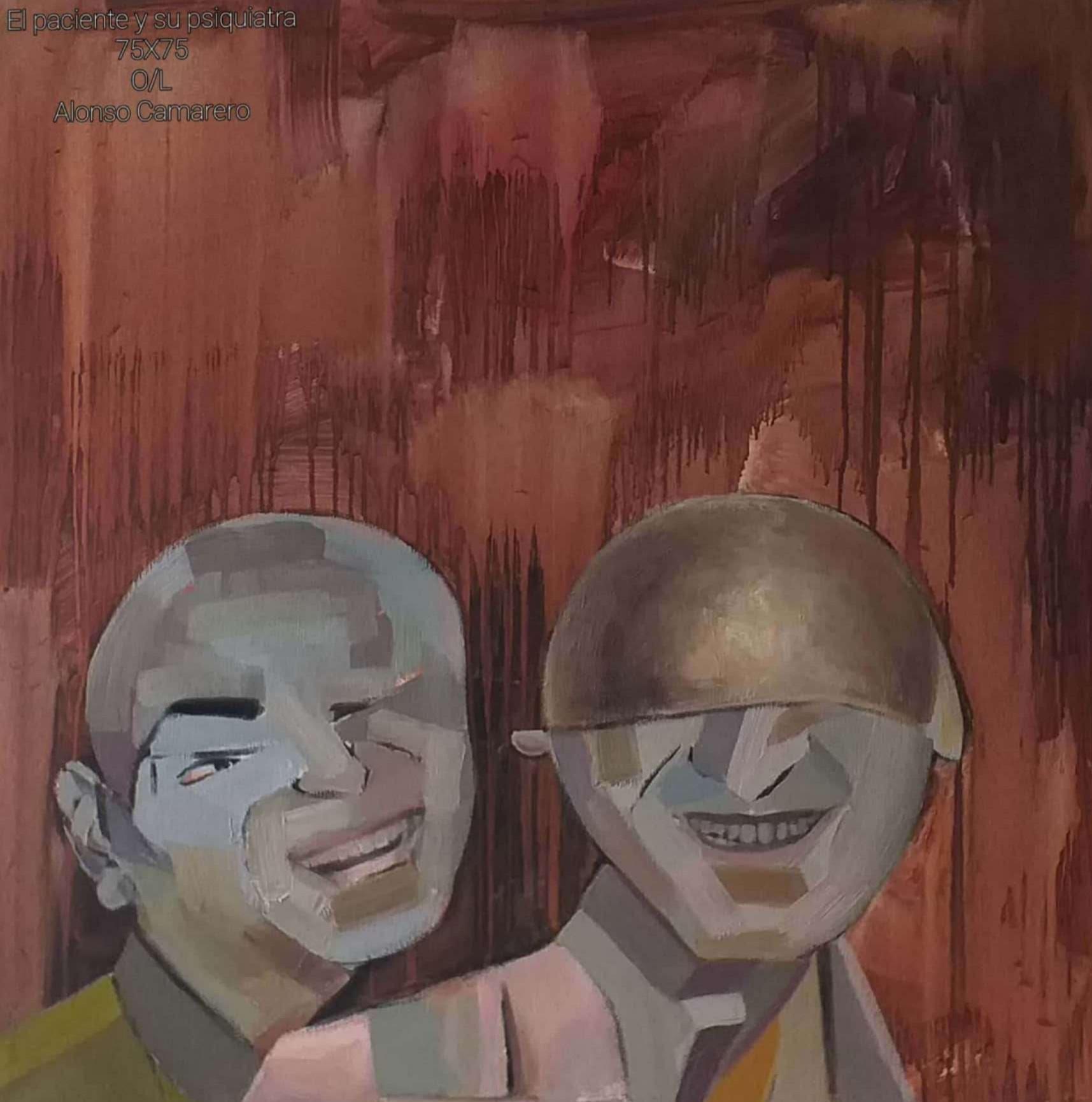 El paciente y su psiquiatra (2009) - Julio Alonso Camarero - Alonso Camarero