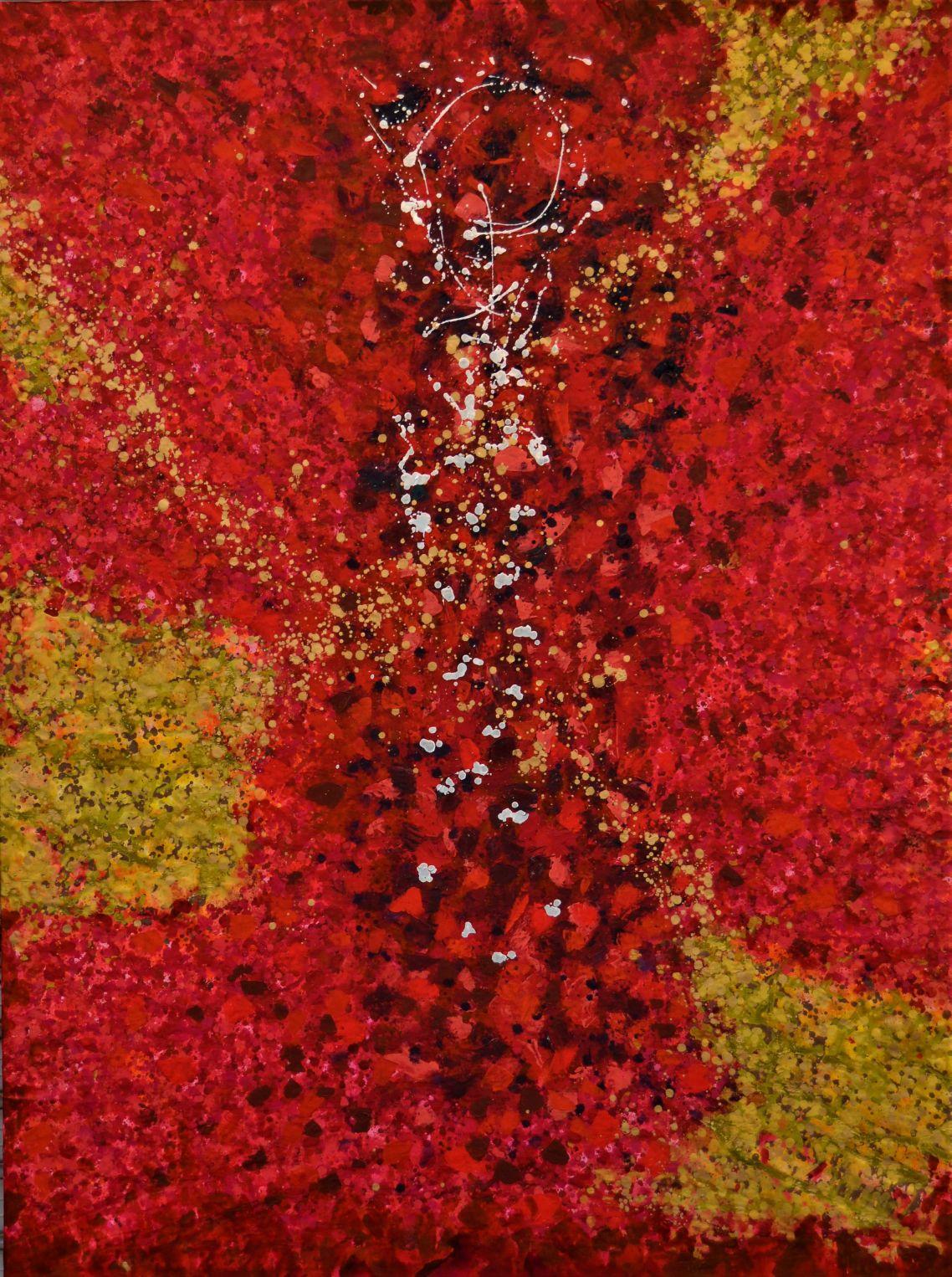 Rojos, oros y platas, (2019) - Joan Parramón Fornos