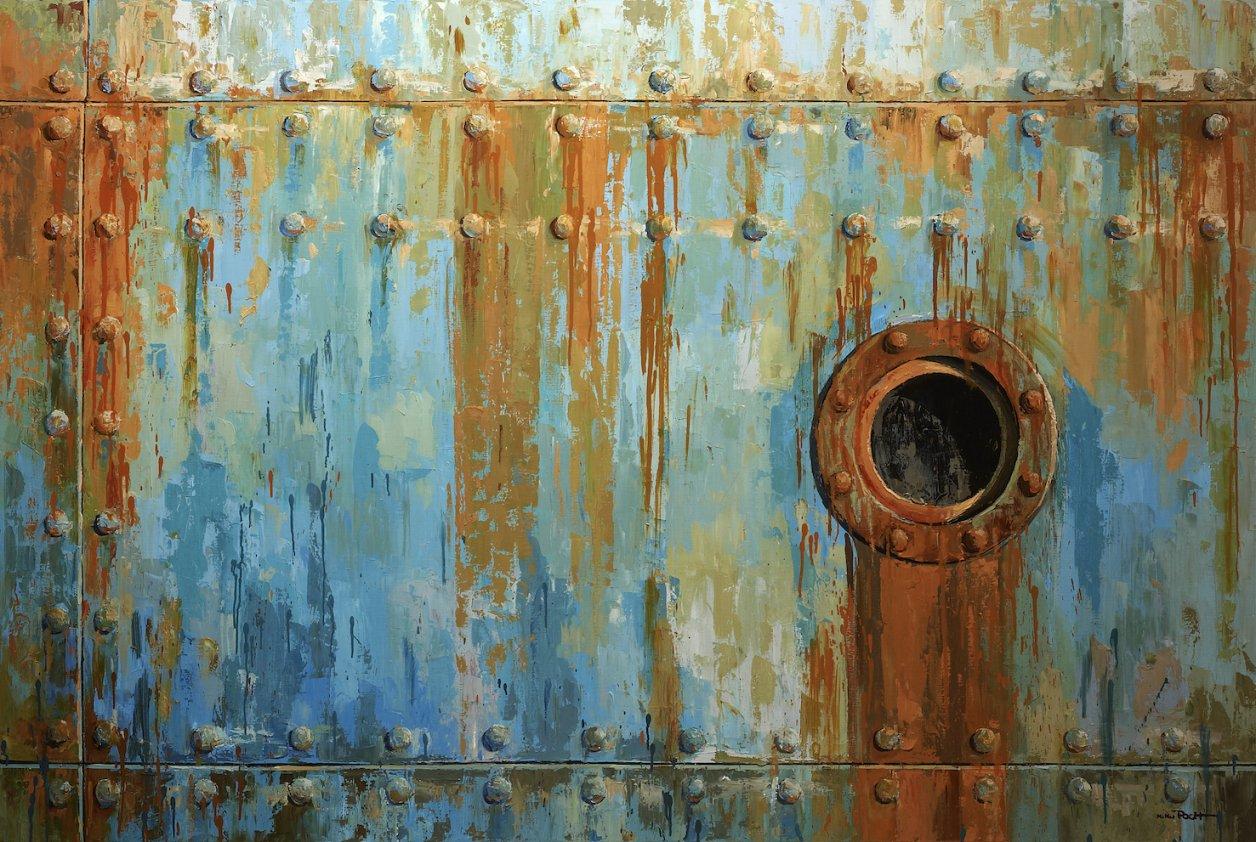 Porthole 1 (2016) - Kiku Poch