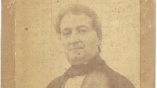 Foto de Pascual Pérez Rodríguez. Primera fotografía sobre papel que se realizó en España de la que se tiene constancia. 1849