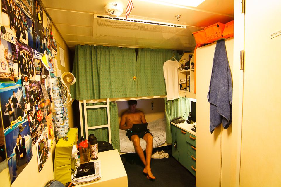 Cruise workers 11 (2012) - Alejandro Martín Parra