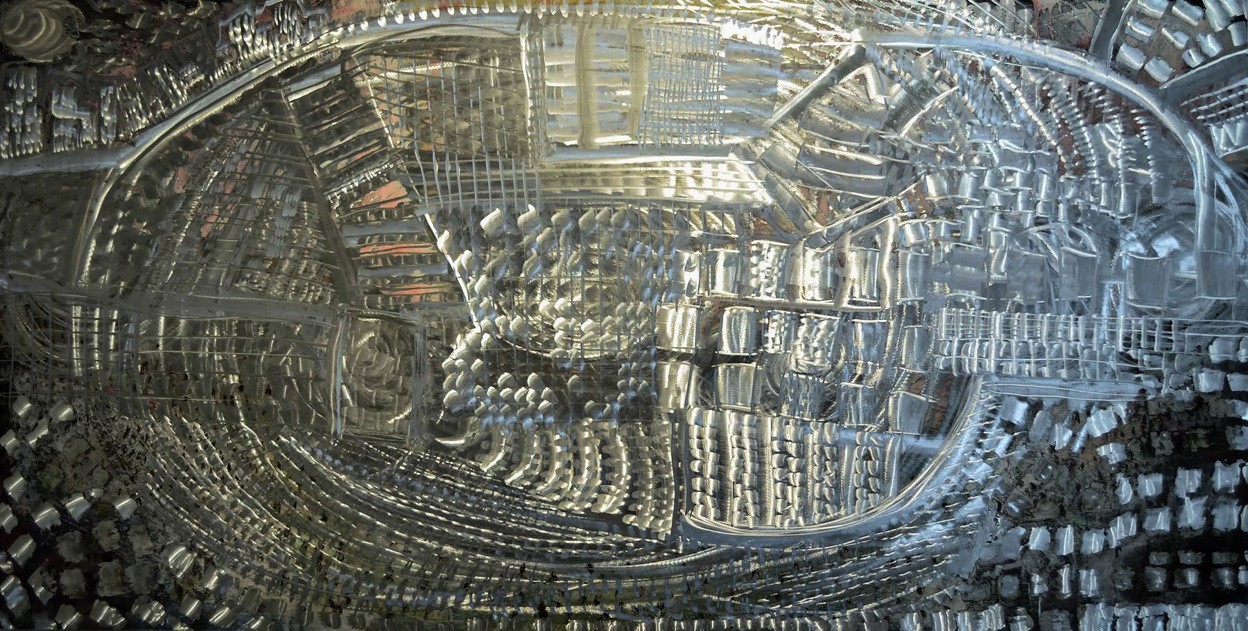 Caracas, City of Argonauts (2012) - William Marquina - WilliamRMB