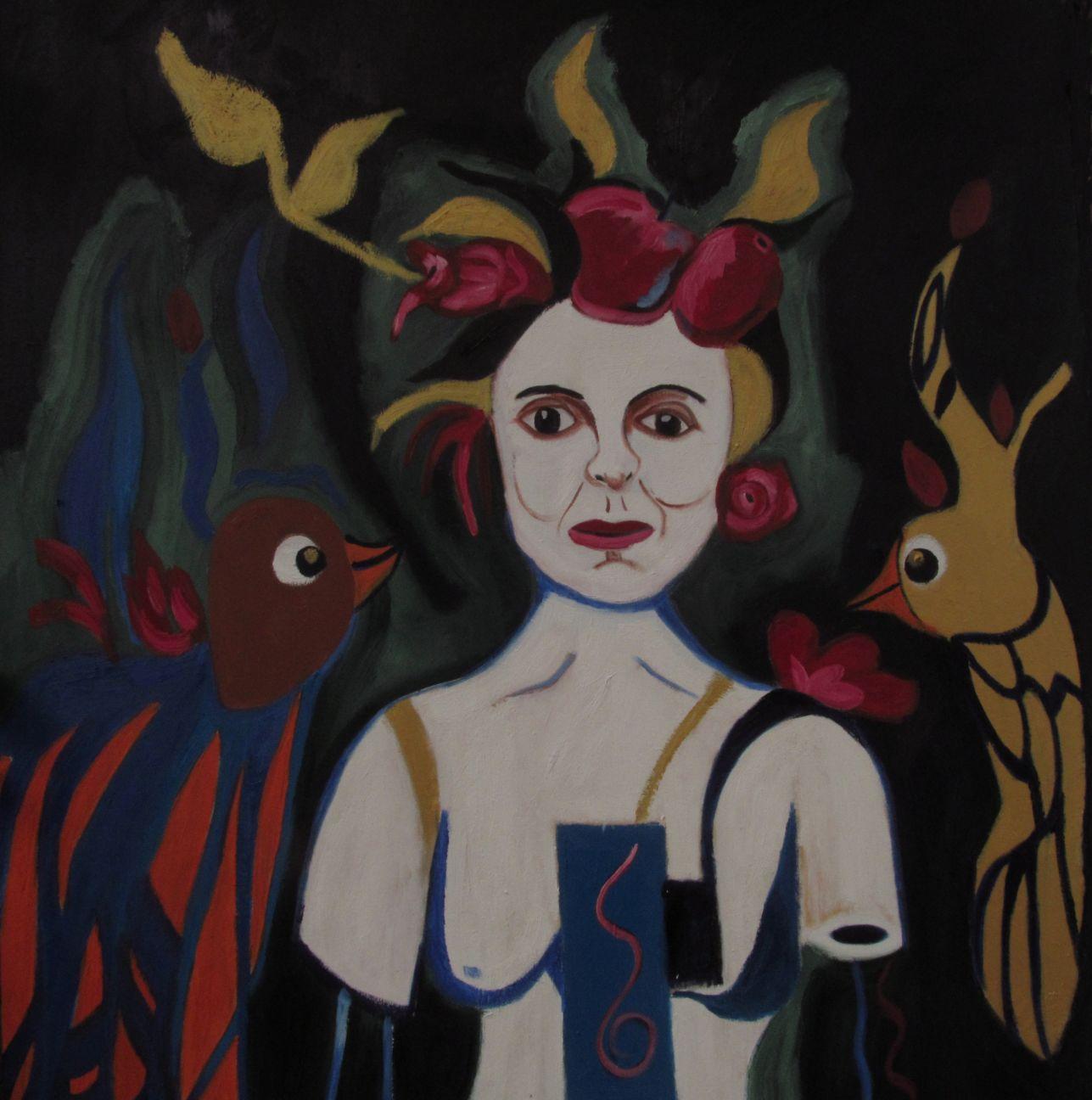 La consagración (2015) - Ileana Andrea Gómez Gavinoser