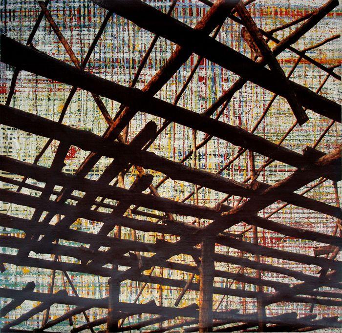 Estructura Urbana  #13 (2010) - Natalia Cajiao Bolaños