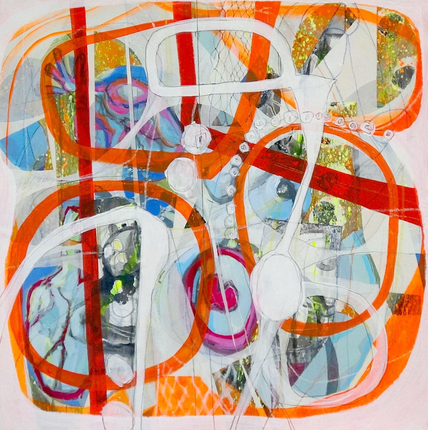 Una Mujer y Tres Corazones (2019) - Daniella Broseghini