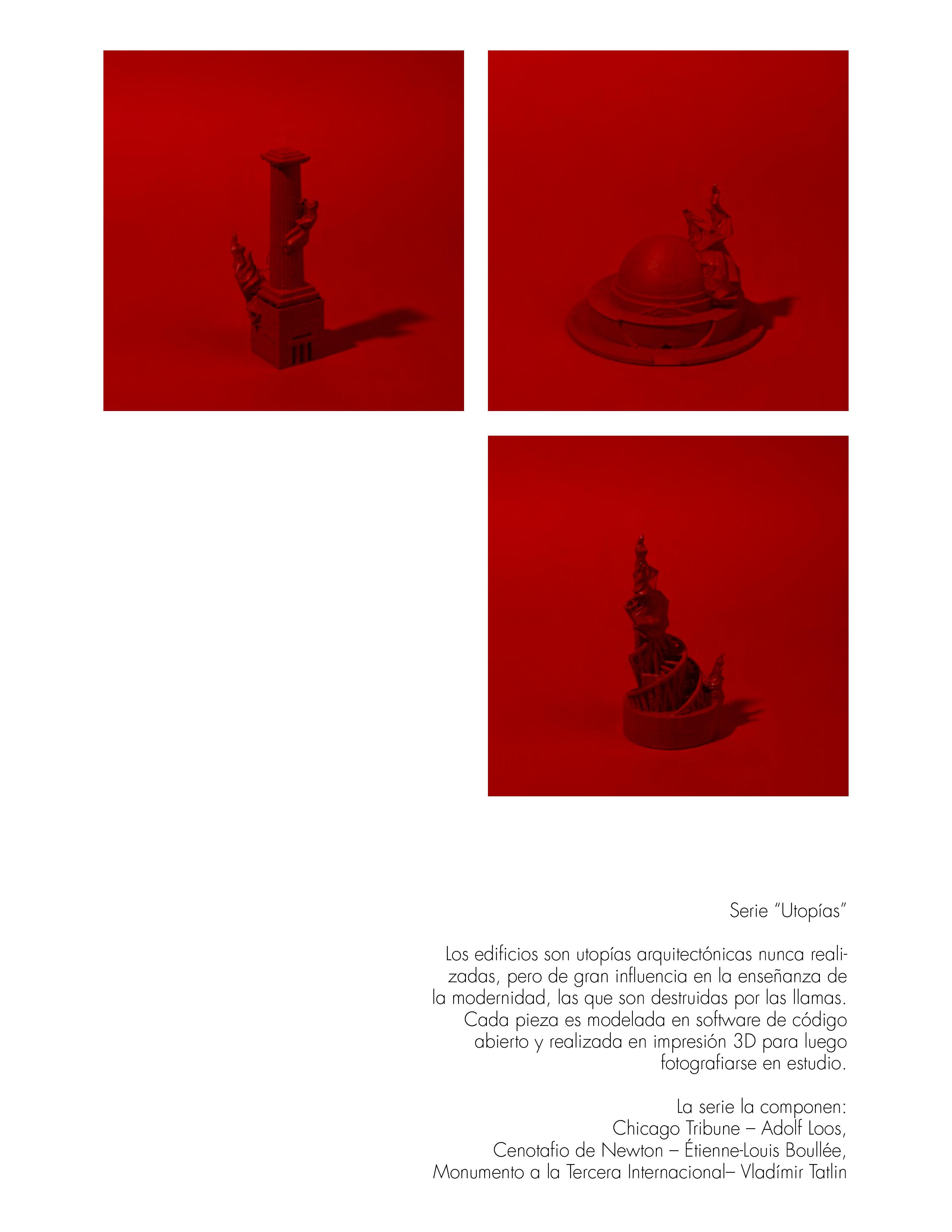 "Serie ""Utopía"" (2017) - Alfredo Da Venezia"