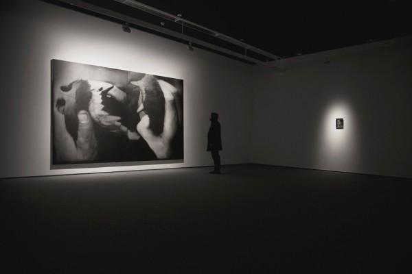 'Antes de irse, Ideas sobre la pintura' exhibition view. MAC Museum, A Coruña, 2013.