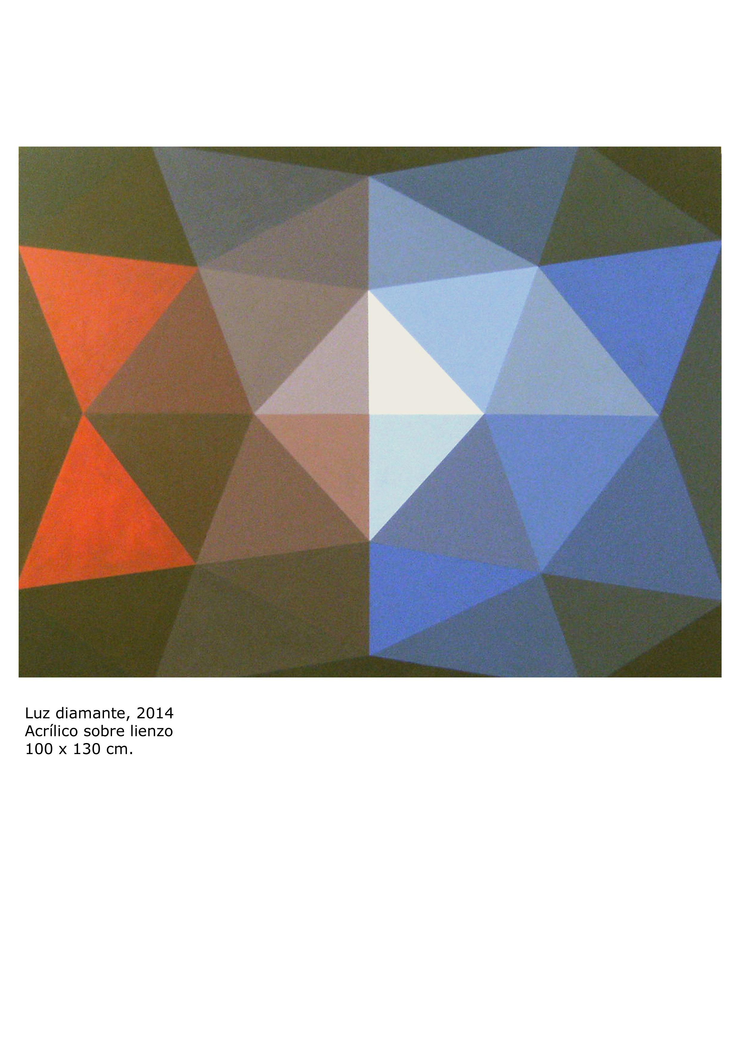Luz diamante (2014) - Juan Carlos Beneyto Pérez