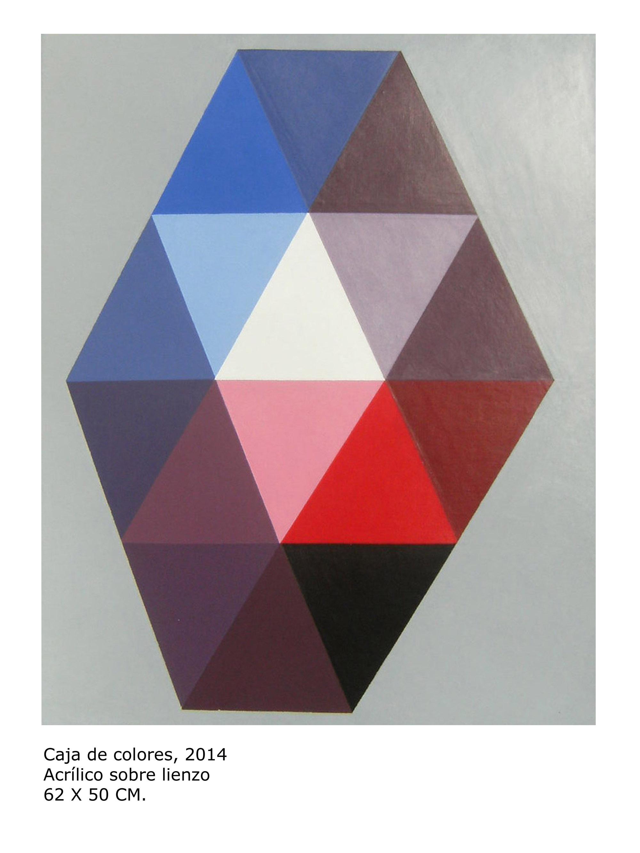 Caja de colores (2014) - Juan Carlos Beneyto Pérez