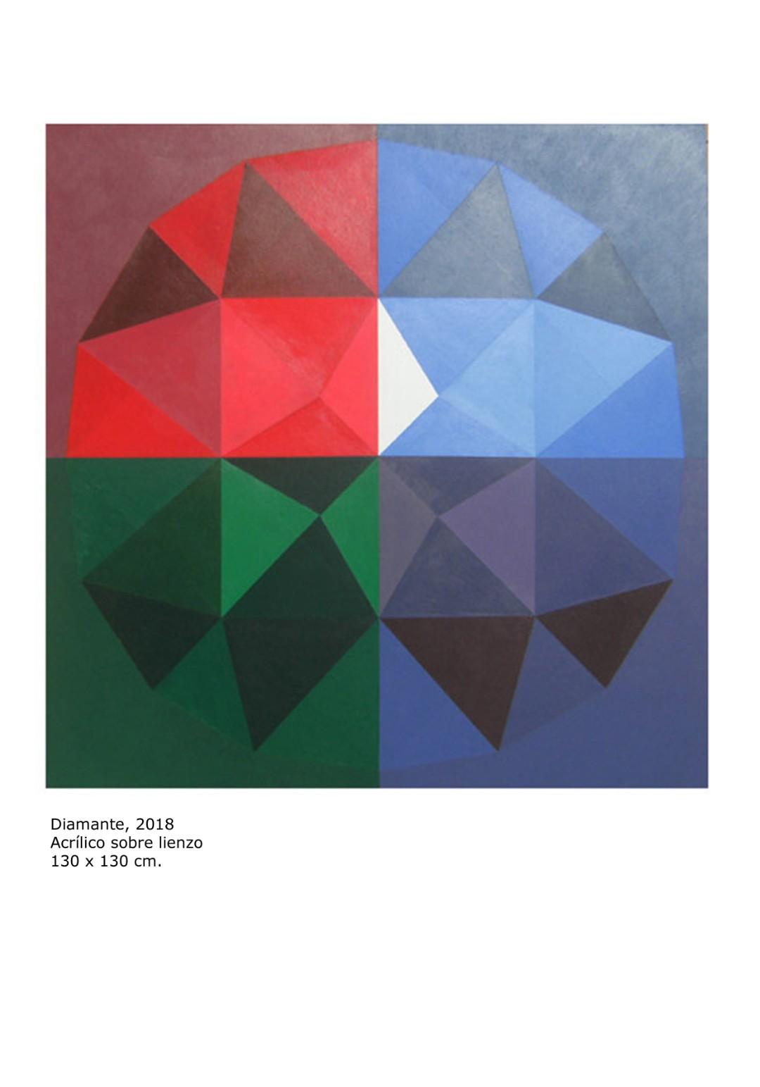 Diamante (2018) - Juan Carlos Beneyto Pérez
