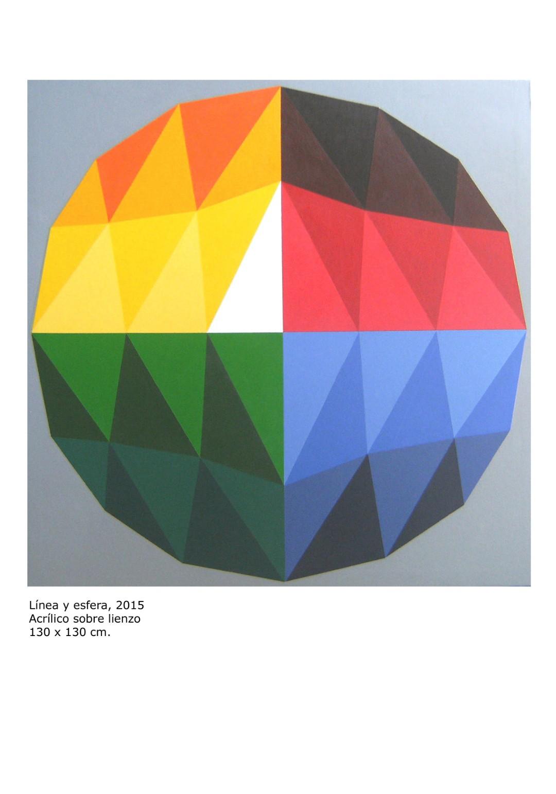 Linea y esfera (2015) - Juan Carlos Beneyto Pérez