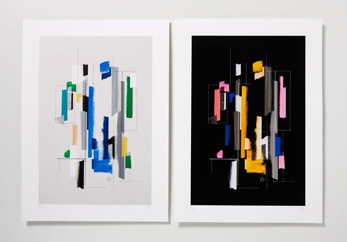 El color como metáfora (2015) - Pablo Pérez Palacio