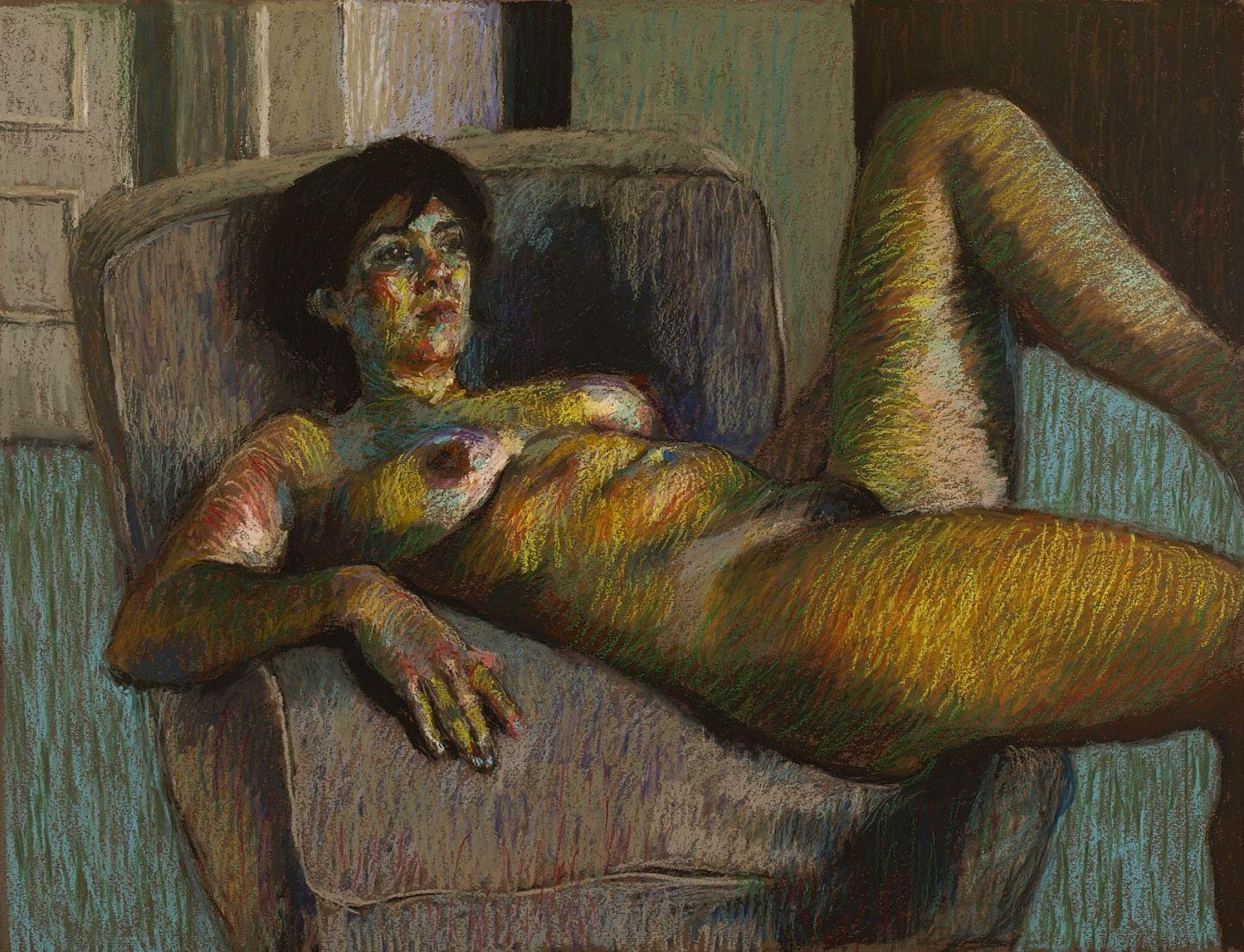 """""""Concha"""" (2017) - Juan Domínguez"""