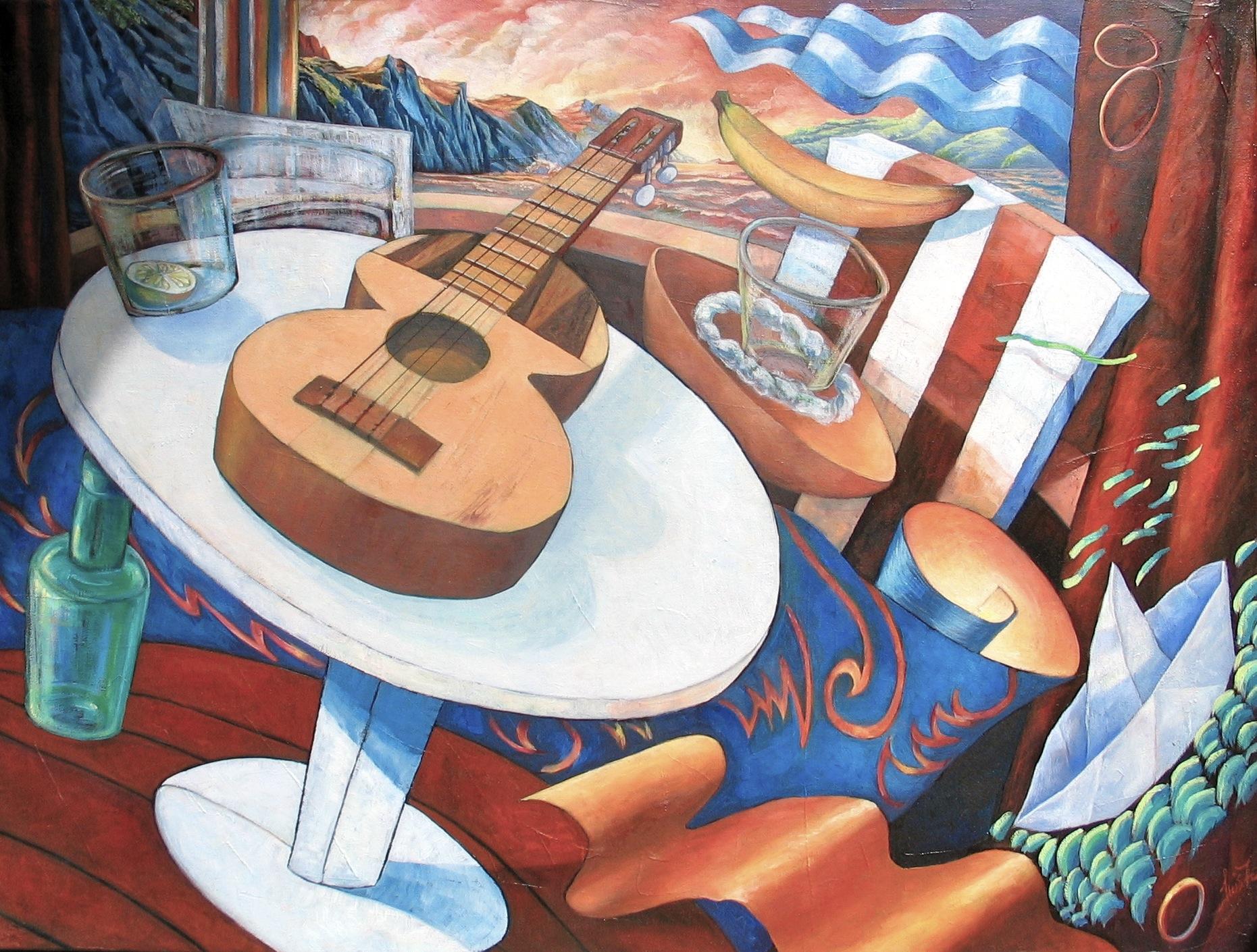 El cuatro (2000) - Luis Pannier Fraino