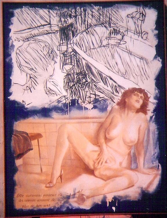 Il fait bon-art y pinta bien (1995) - Luis Pannier Fraino