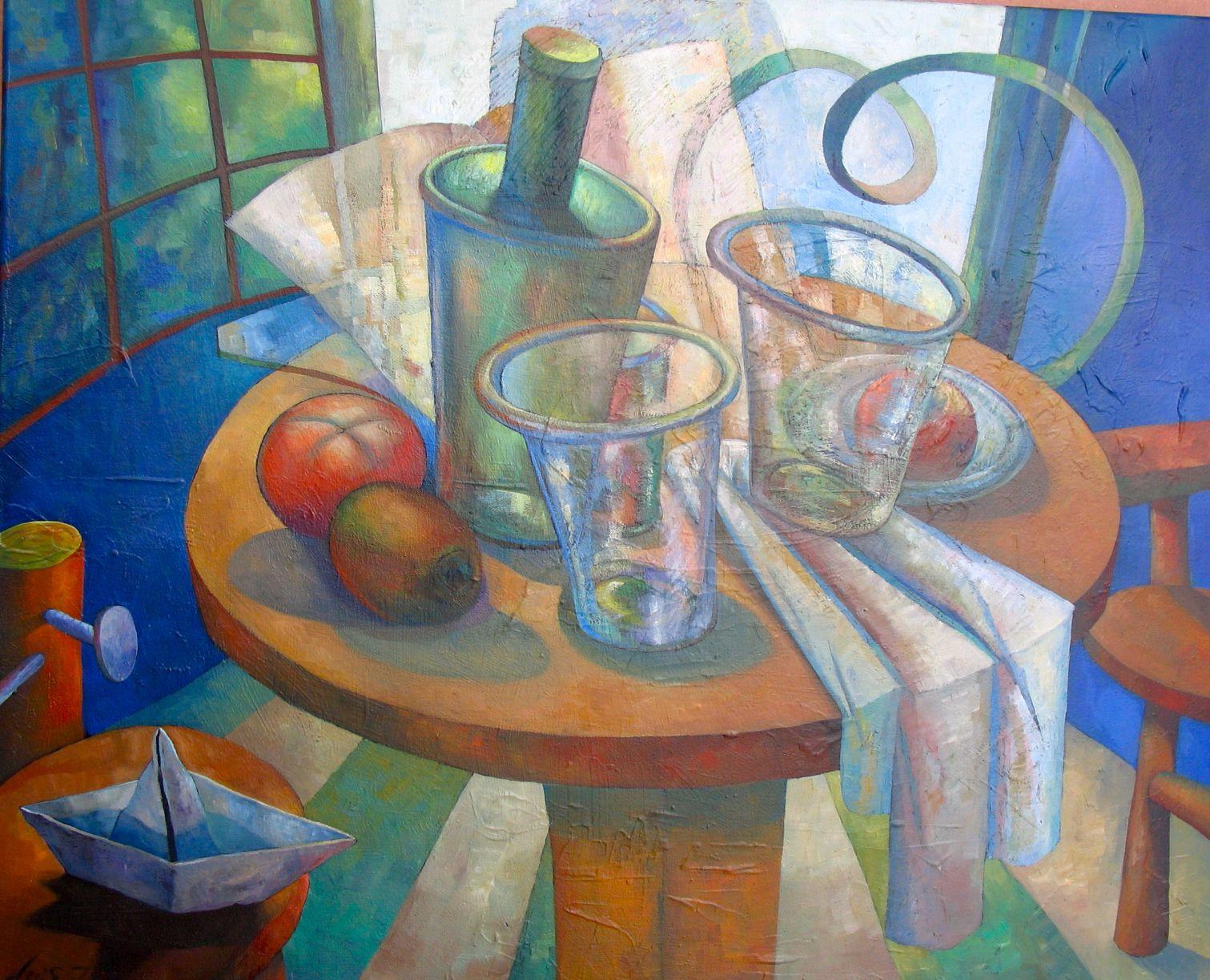 Reencuentro (2007) - Luis Pannier Fraino
