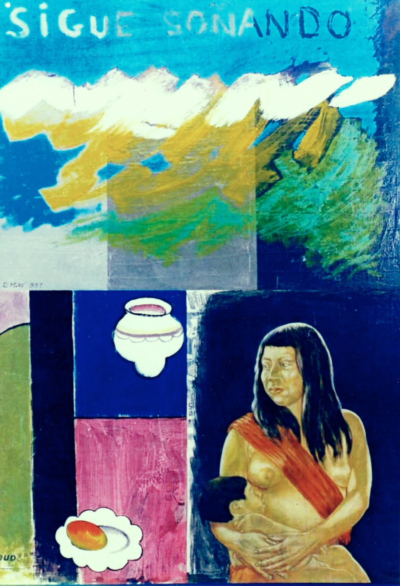 Sigue soñando (1995) - Luis Pannier Fraino