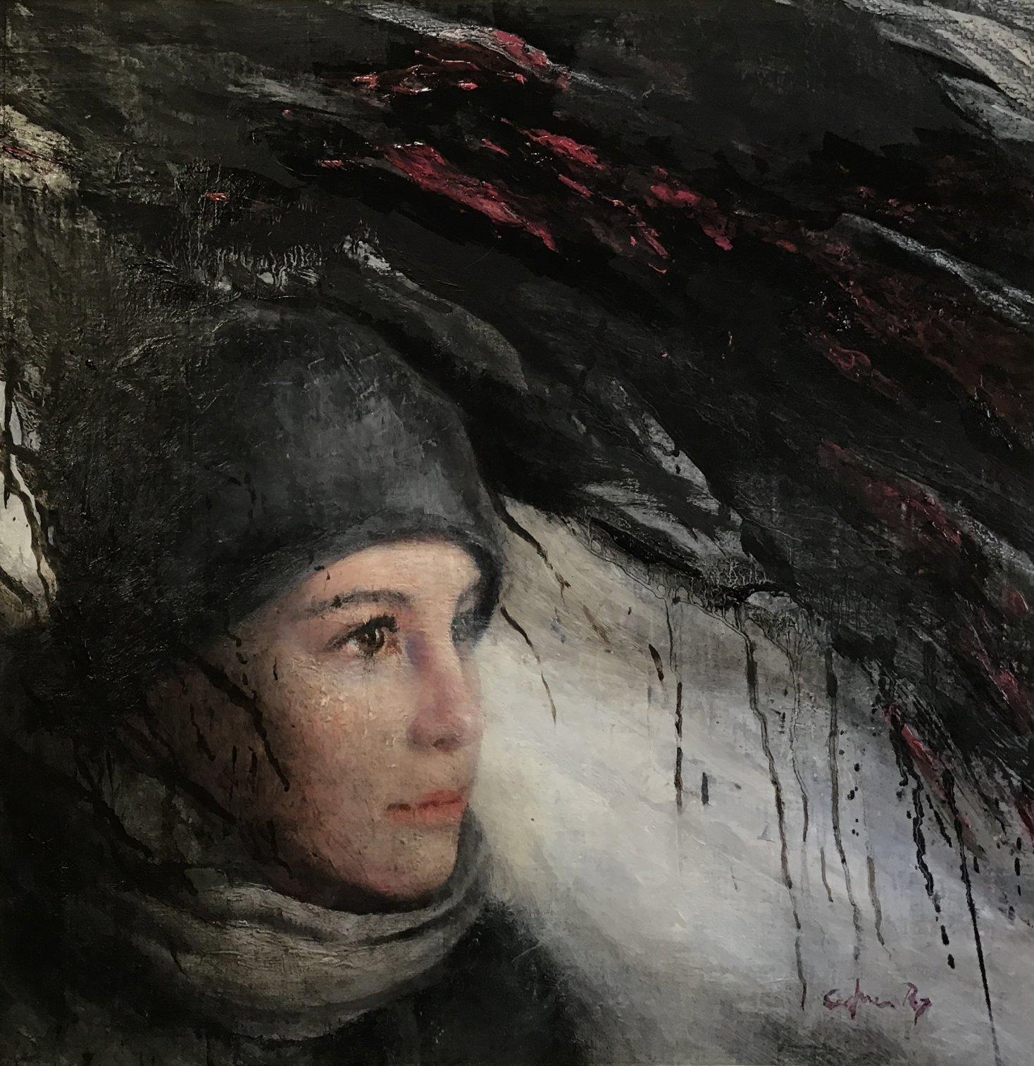 Nubes negras (2019) - Carmen Rey Berrocal