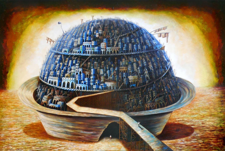 Serie Crónicas del mundo y algo mas. (2014) - Juan Antonio Rodriguez Olivares - Tony Rodriguez