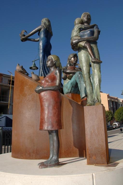 A la sombra de las Madres (2007) - Pilar V. de Foronda - Foronda