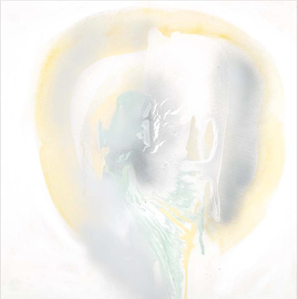 Obra de la serie Oro de la tarde (2018) - Consuelo Vallina