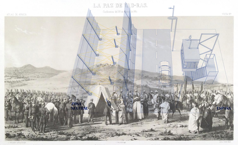 Vallas de la frontera en Ceuta y Melilla 1985-2014 (Infografías)