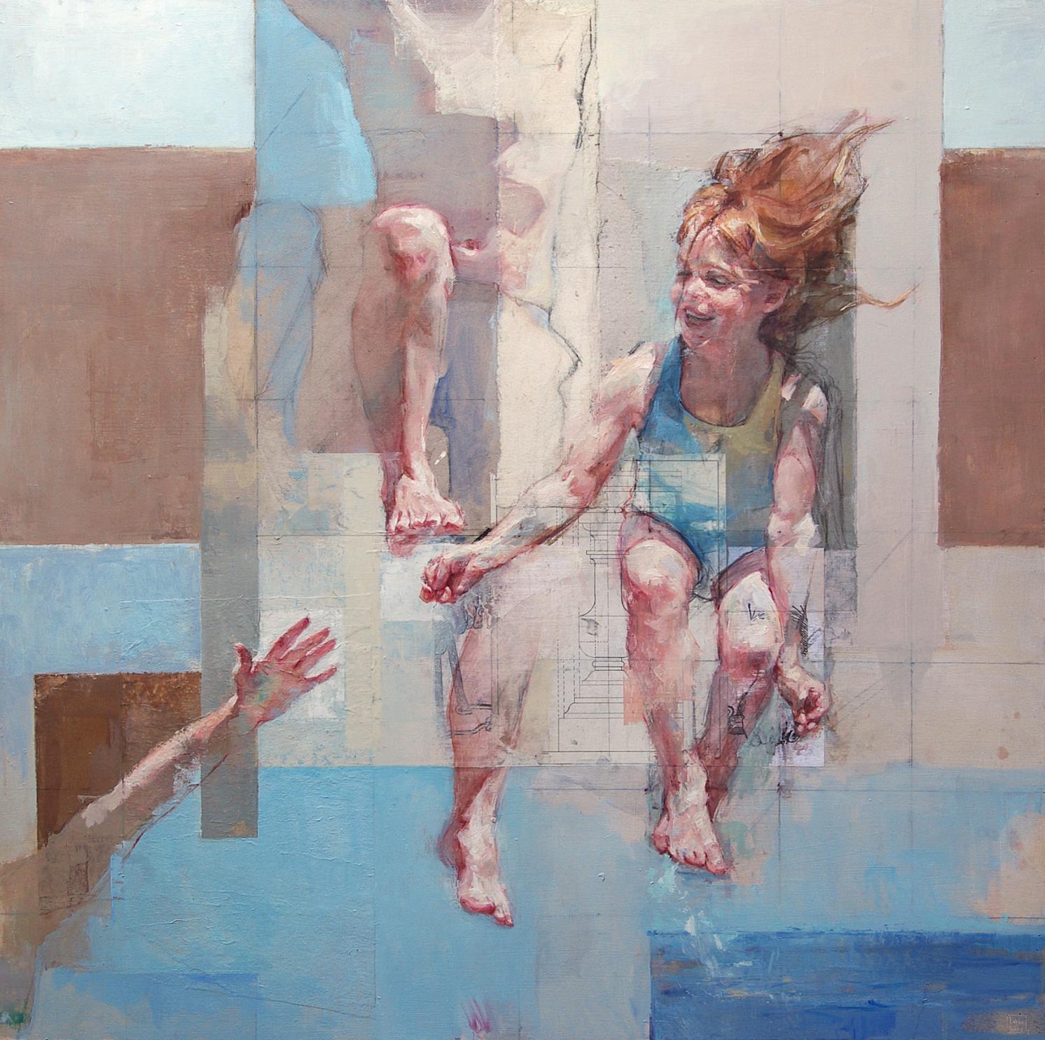 La alegría de vivir (2017) - Pilar López Báez
