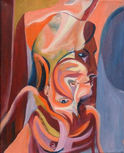 El corazón escondido (Girado 180º) (2015) - Joan Gispert