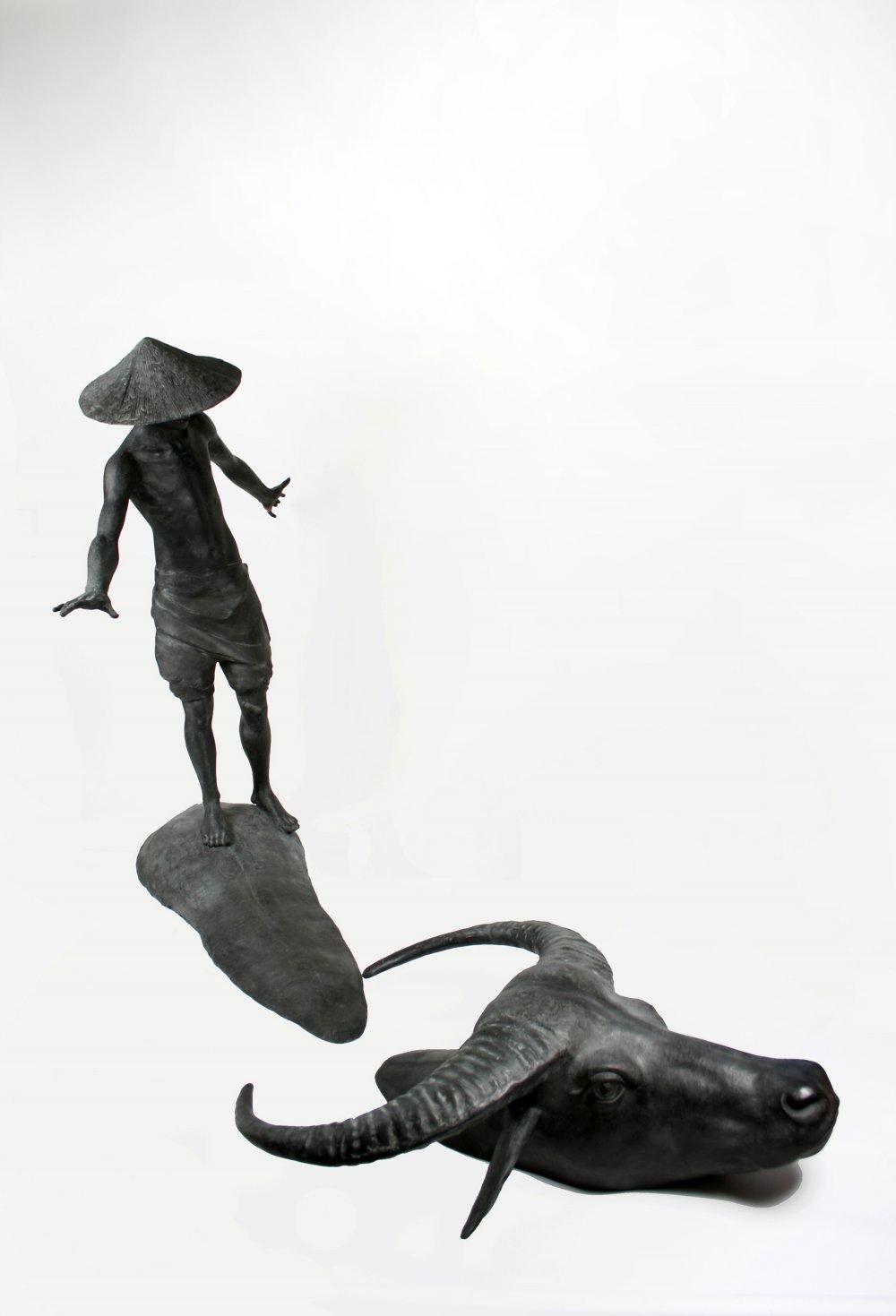 BIG CON-TRÂU (2017) - Javier de la Rosa Alarcon